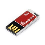 8Gb SmartBuy Mini series Red (SB8GBMS-R)