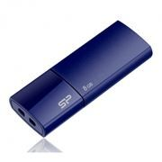 8Gb Silicon Power Ultima U05 Blue USB 2.0 (SP008GBUF2U05V1D)