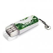 8Gb Verbatim Mini Graffiti Edition Green USB 2.0 (98163)