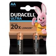 Батарейка AA DURACELL ULTRA POWER LR6-2BL, 2 шт, блистер