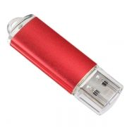 16Gb Perfeo E01 Red Economy Series USB 2.0 (PF-E01R016ES)