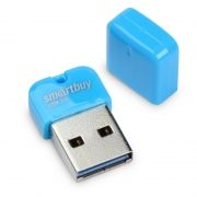 64Gb SmartBuy Art Blue USB3.0 (SB64GBAB-3)