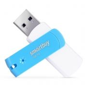 64Gb SmartBuy Diamond Blue USB3.0 (SB64GBDB-3)