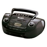 Мини аудио система BLAST BB-513 Bluetooth, MP3, FM, черная