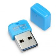 16Gb SmartBuy Art Blue USB3.0 (SB16GBAB-3)
