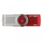8Gb Kingston DataTraveler 101 G2 Red (DT101G2/8GB)